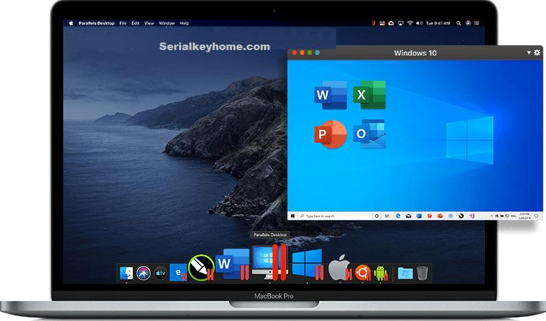 Parallels Desktop Key