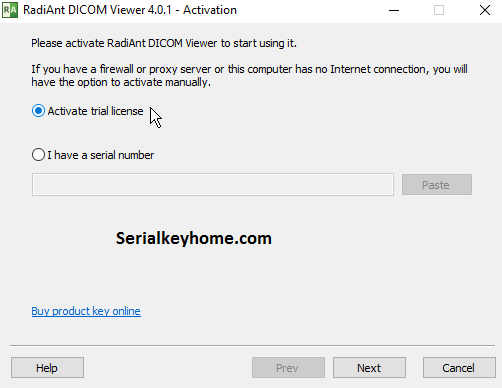 RadiAnt DICOM Viewer Key