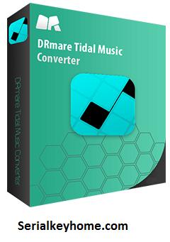 DRmare Tidal Music Converter Crack
