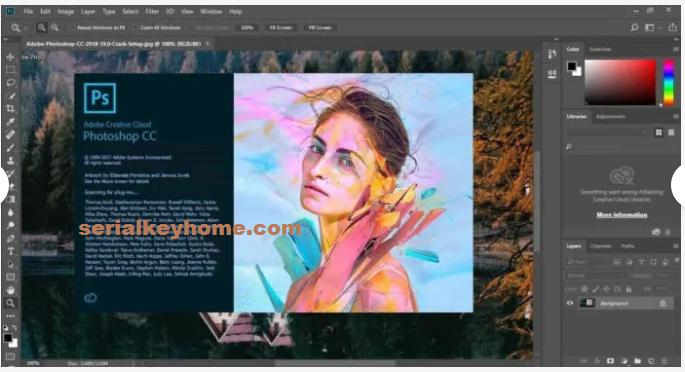 Adobe Photoshop Key