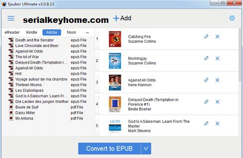 Epubor Ultimate Converter Key