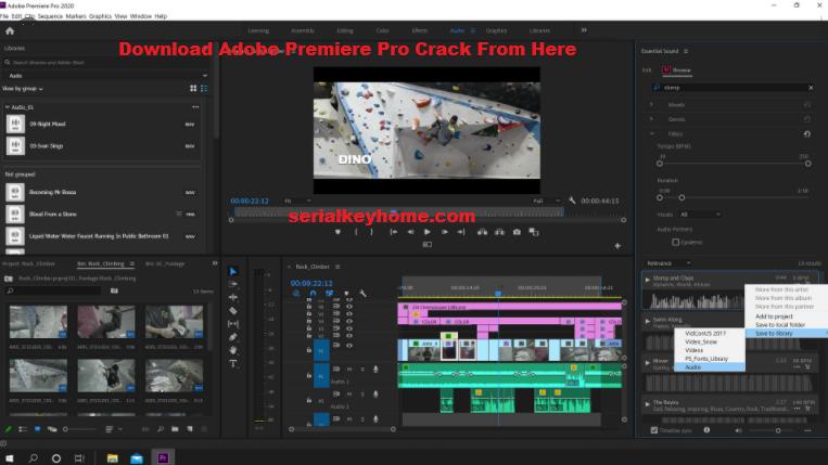 Adobe Premiere Pro Key