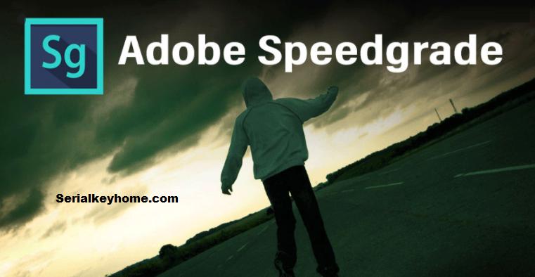 Adobe SpeedGrade CS6 Crack