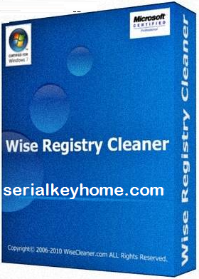 Wise Registry Cleaner Crack
